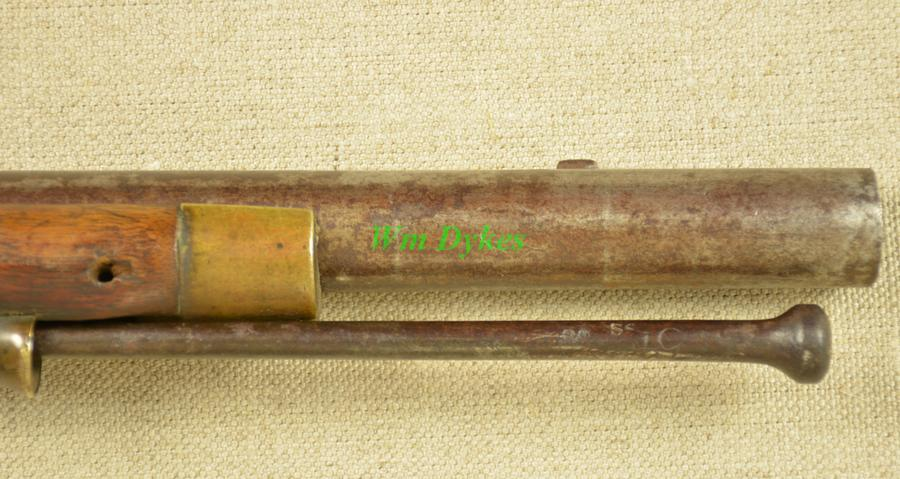 BROWN BESS MODEL 1769 SHORT LAND BRITISH MUSKET (AMERICAN